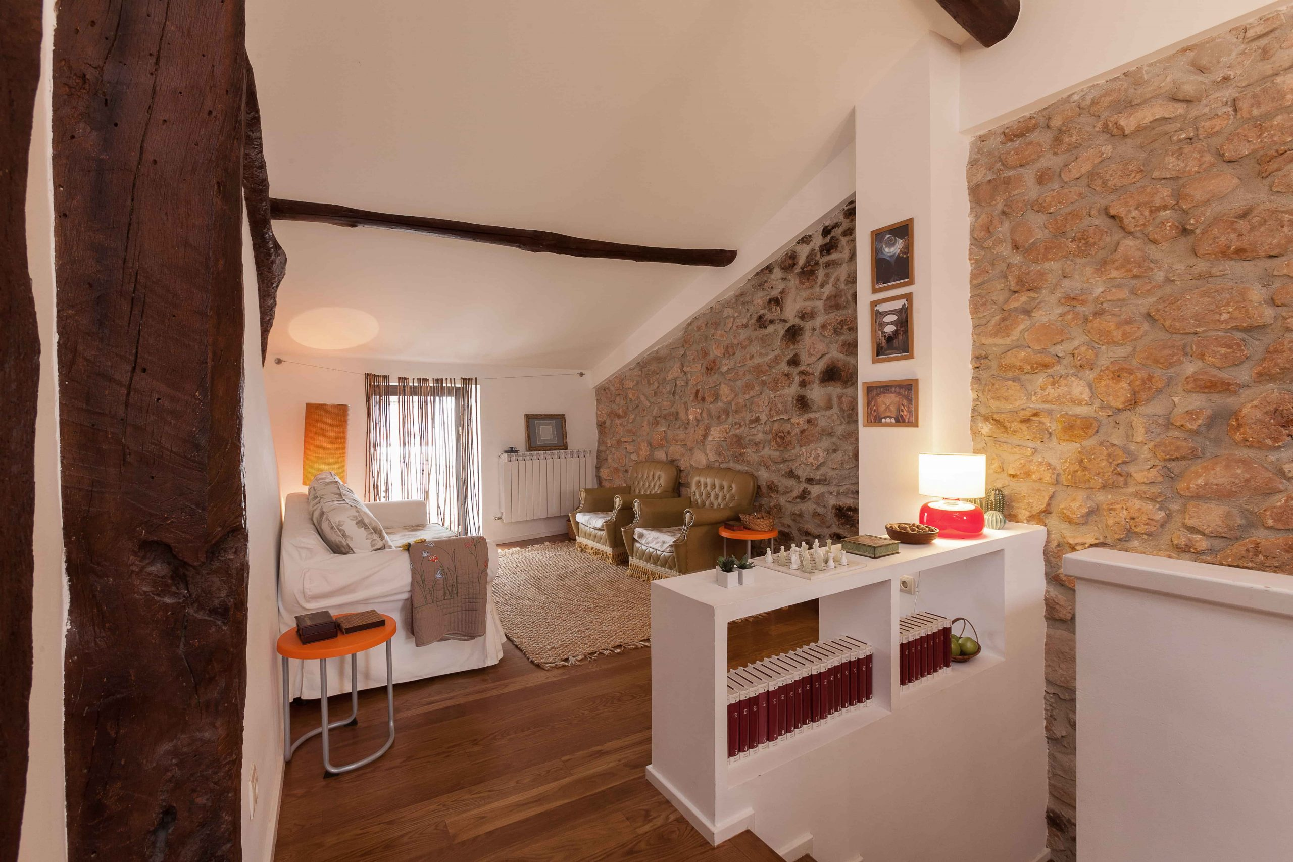 Casa rural La Rinconada en Azuelo Navarra Interior