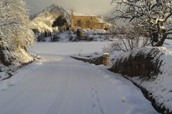 Nieve Azuelo Navarra