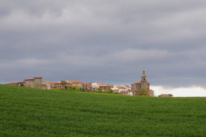 Casa La Rinconada paisaje