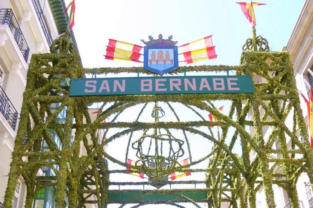 Fiestas San Bernabé