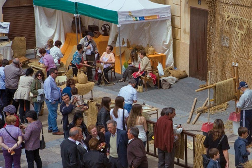 Feria Artesparto Sesma