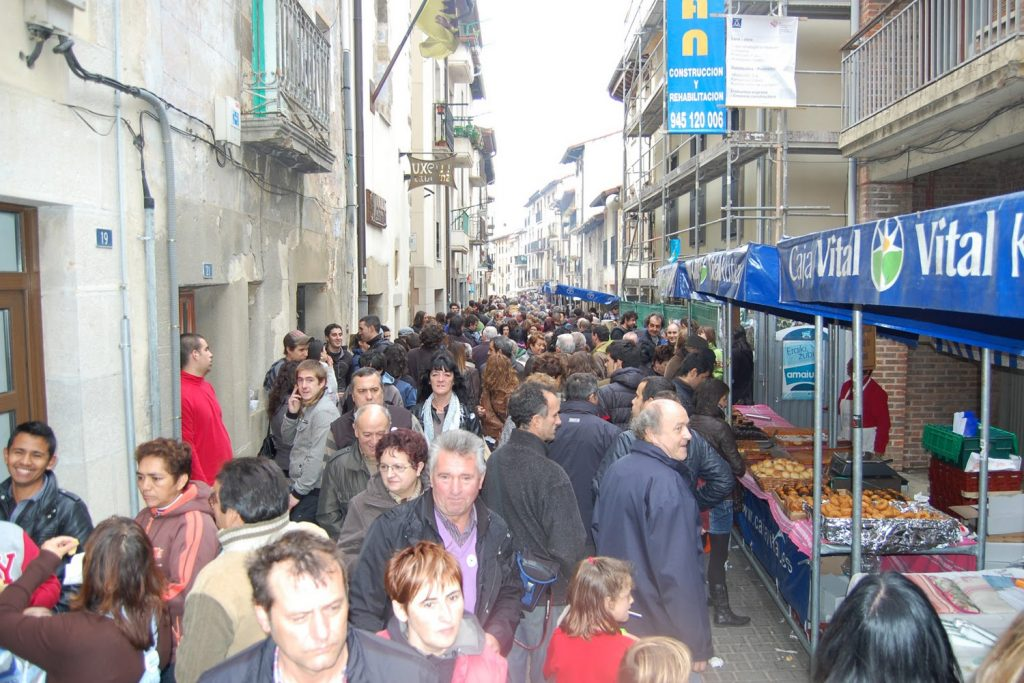 Fiestas Navarra
