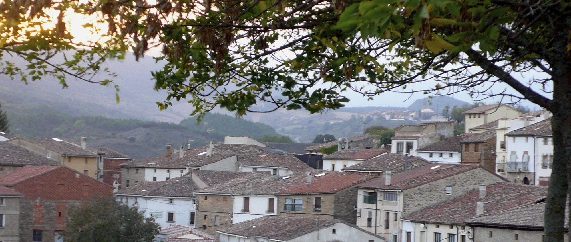 Casa rural La Rinconada en Azuelo Navarra